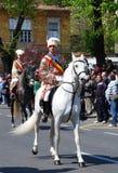 brasov świętowania miasta dzień Romania Zdjęcia Royalty Free