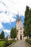 brasov εκκλησία Nicholas ST στοκ φωτογραφία