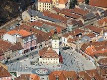 brasov πόλη Ρουμανία Στοκ φωτογραφίες με δικαίωμα ελεύθερης χρήσης