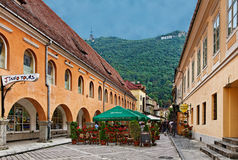 Brasov Stock Photo