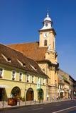 Brasov architecture Royalty Free Stock Photos