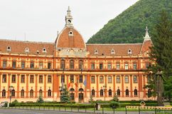 Brasov architecture Stock Photography
