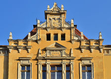 Brasov architecture detail, Romania Stock Photos