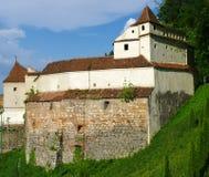 Brasov Bastion des Webers Lizenzfreies Stockbild
