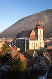 Brasov - Biserica Neagra Royalty Free Stock Photo