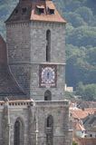 Brasov, Black Church Royalty Free Stock Photo