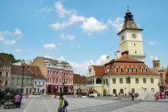 Brasov celebration, Romania Royalty Free Stock Photography