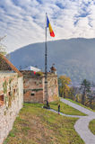 Brasov Citadel, Romania stock photography