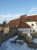 Brasov citadel Stock Photo