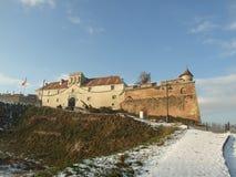 Brasov citadel Royalty Free Stock Photo