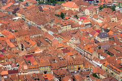 Brasov city Royalty Free Stock Photography