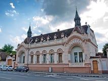 Brasov city - building detail Stock Photo