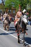 Brasov City celebration days (Romania) stock photography