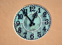 Brasov city clock Royalty Free Stock Image