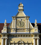 Brasov city hall clock Stock Images