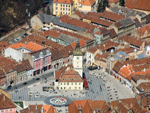 Brasov City: Romania Royalty Free Stock Photos