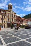 Brasov City, Romania. City in Romania and the administrative centre of Brașov County Stock Photography