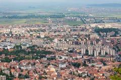 Brasov city Stock Image
