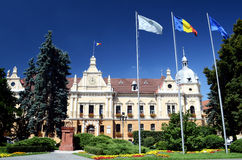 Brasov Cityhall Royalty Free Stock Image