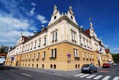 Brasov Cityhall, Romania Stock Image