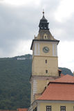 Brasov Council House Royalty Free Stock Photography