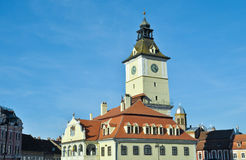 The Brasov Council House Stock Images