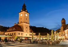 Brasov, Council House Royalty Free Stock Photography