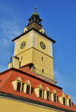 Brasov, Council Square tower Royalty Free Stock Photos