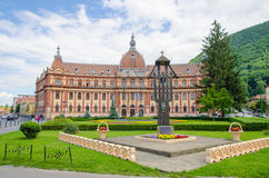 Brasov County Council building Stock Photo
