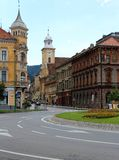 Brasov cytadela, Rumunia Zdjęcia Royalty Free
