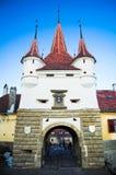 Brasov - Ecaterina Gate Stock Photos