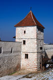 Brasov fortification wall and tower, Transylvania. Royalty Free Stock Photos