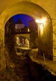Brasov fortification wall,Transylvania,Romania Stock Photography