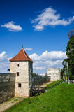 Brasov, fortified city. Romania Royalty Free Stock Image