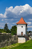 Brasov, fortified city. Romania Royalty Free Stock Photography
