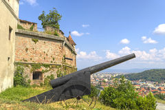 Brasov fortress Royalty Free Stock Photos