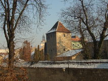 Brasov fortress Royalty Free Stock Photos