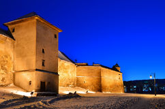 Brasov fortress, Romania Royalty Free Stock Photography