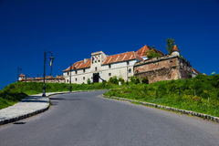 Brasov Fortress Stock Photo