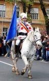 Brasov giugno sfila, il maggio 2011, Romania Fotografie Stock