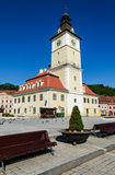 Brasov historical center, Romania Royalty Free Stock Image