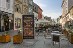 Brasov Historical Center royalty free stock photo