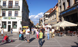 Free Brasov In The Summer Stock Images - 33970344