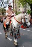 Brasov Junes Parade, may 2011 royalty free stock photos