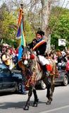 Brasov Junes Parade, may 2011 royalty free stock photography