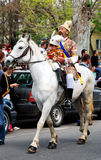Brasov Junes Parade, may 2011, Romania Stock Image