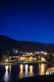 Brasov, lago Noua Fotos de Stock