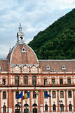 Brasov Landmark Stock Photo