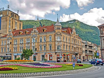 Brasov - old building Royalty Free Stock Photos