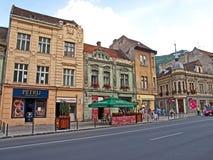 Brasov - old street Stock Photo